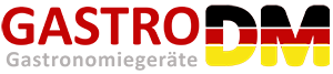Gastro DM Gastro Fachhändler-Logo